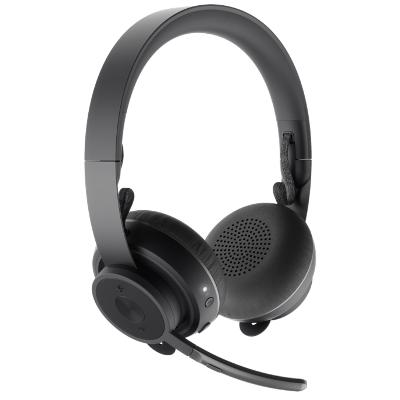 AURICULARES CON MICROFONO LOGITECH ZONE WIRELESS PLUS