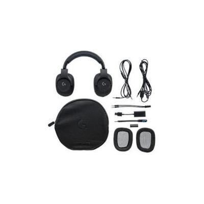 AURICULARES LOGITECH G433 7.1 SURROUND GAMING NEGRO