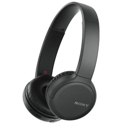 AURICULARES SONY WHCH510B / NEGRO / INALAMBRICOS