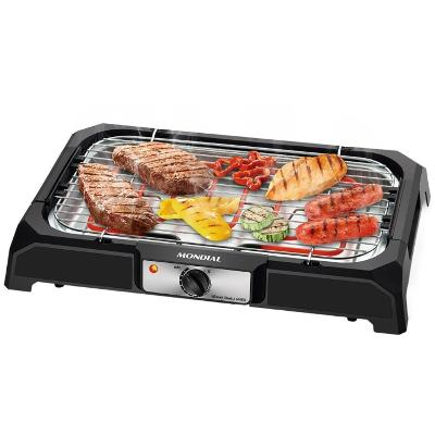 BARBACOA ELECTRICA MONDIAL BBQ WEEKEND I CH05 2000W