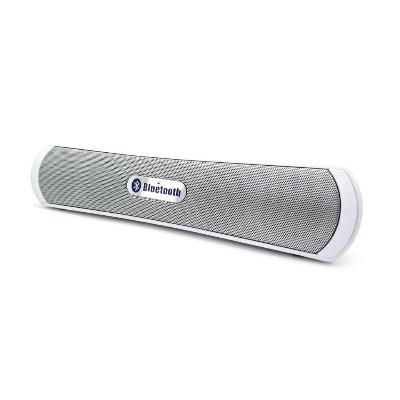 BARRA SONIDO BLUETOOTH BE-13 BLANCO ALTAVOCES