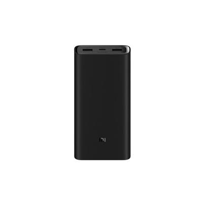 BATERIA EXTERNA PORTATIL XIAOMI POWER BANK 3 PRO 20000 MAH /
