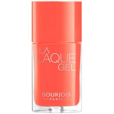 BOURJOIS LACA DE UñAS LA LAQUE 03 ORANGE OUTRANT