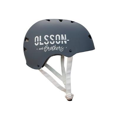 CASCO OLSSON TALLA S/M ADULTO ANTRACITA