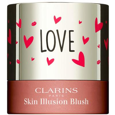 CLARINS COLORETE SKIN ILLUSION BLUSH 03 GOLDEN HAVANA COLORETES