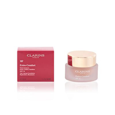 CLARINS EXTRA CONFORT 107  BASE MAQUILLAJE