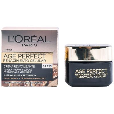 CREMA DE DíA NUTRITIVA AGE PERFECT LOREAL MAKE UP (50 ML)