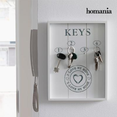 CUADRO ORGANIZADOR DE LLAVES I LOVE MY HOME BY HOMANIA