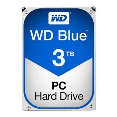 "DISCO DURO WESTERN DIGITAL BLUE WD30EZRZ 3.5"" 3 TB SATA III 5400 RPM BUFFER 64 MB"