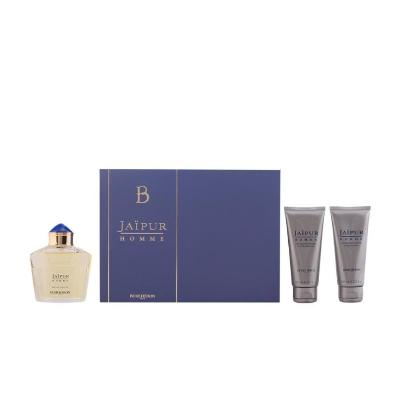 ESTUCHE JAIPUR BOUCHERON MEN EDT 100 ML + REGALO  EAU DE TOILETTE HOMBRE