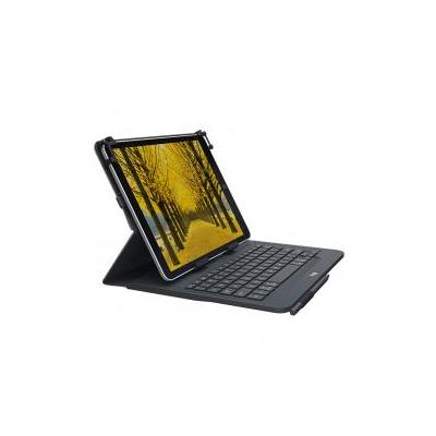 "FUNDA CON TECLADO LOGITECH UNIVERSAL FOLIO PARA TABLETS APPLE / ANDROID / WINDOWS DE 9-10""/22.8-25.4CM - ESPAOL (QWERTY)"