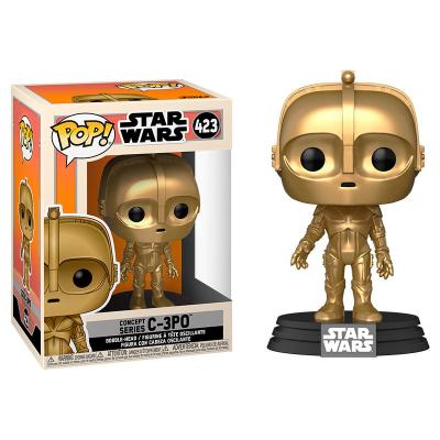 FUNKO POP STAR WARS CONCEPT C-3PO VERSION ALTERNATIVA 50110