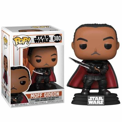 FUNKO POP STAR WARS THE MANDALORIAN MOFF GIDEON