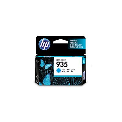HP 935 CYAN ORIGINAL INK CARTRIDGE, CIAN, ESTÁNDAR, OFFICEJET 6812 E-AIO, OFFICEJET 6815 E-AIO, OFFICEJET PRO 6230 EPRINTER, OFFICEJET PRO 6830 E-AIO, O, INYECCIÓN DE TINTA CONSUMIBLES IMPRESIÓN DE TINTA