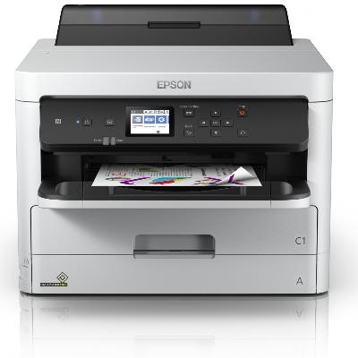 IMPRESORA EPSON INYECCION COLOR WF-C5290DW WORKFORCE PRO A4/ 34PPM/ USB/ RED/ WIFI/ WIFI DIRECT/ DUPLEX IMPRESION/ ADF