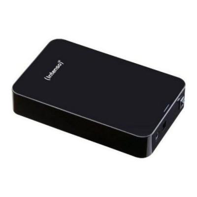 "INTENSO HD 6031512 4TB 3.5"" USB 3.0 NEGRO"