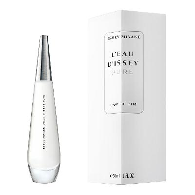 ISSEY MIYAKE LEAU DISSEY PURE EAU DE TOILETTE 30ML PERFUMES