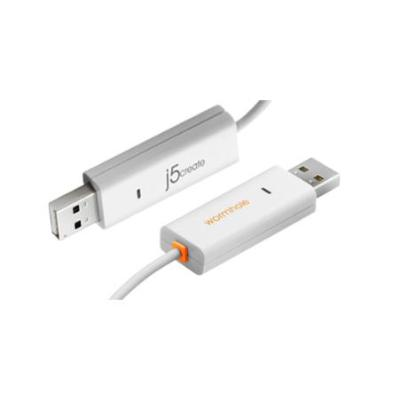 JUC400 1.8M USB A USB A BLANCO CABLE USB CABLES USB/FIREWIRE