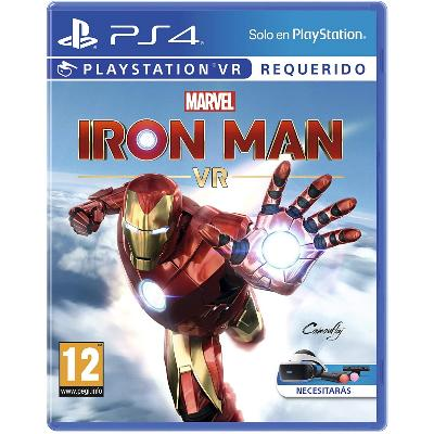 JUEGO PS4 -  MARVELS IRONMAN VR