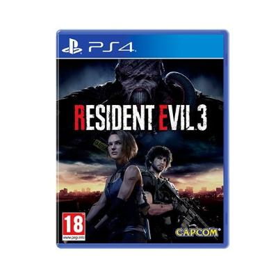 JUEGO SONY PS4 RESIDENT EVIL 3