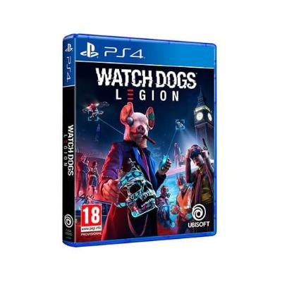JUEGO SONY PS4 WATCH DOGS LEGION