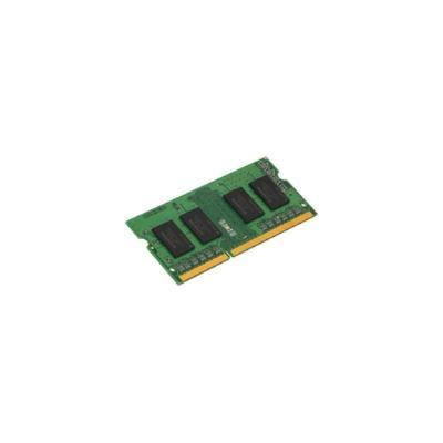 KINGSTON TECHNOLOGY VALUERAM 4GB DDR3 1333MHZ MODULE, DDR3, PORTÁTIL, 204-PIN SO-DIMM, ORO, 512M X 64, X8