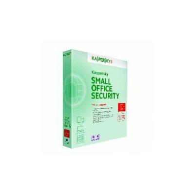 KASPERSKY SMALL OFFICE SECURITY MULTIDISPOSITIVO PARA 5 USER + 1 SERVIDOR  SERVICIO 1 AÑO  VERSION 5  2017 ANTIVIRUS