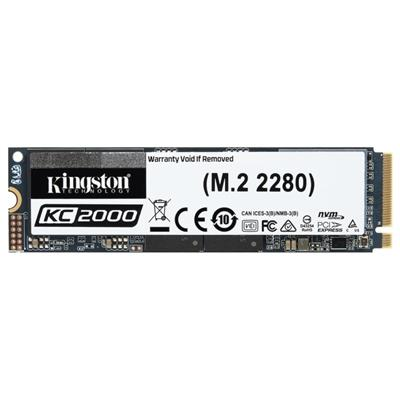 KINGSTON KC2000/250G SSD NVME PCIE 250GB