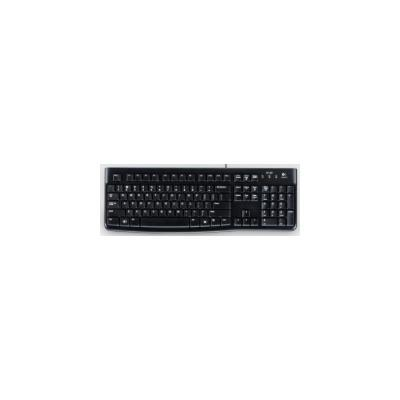 LOGITECH K120 , USB, AZERTY, FRANCÉS, NEGRO, 450 X 155 X 23,5 MM, WINDOWS XP/VISTA/7 LINUX 2.6+