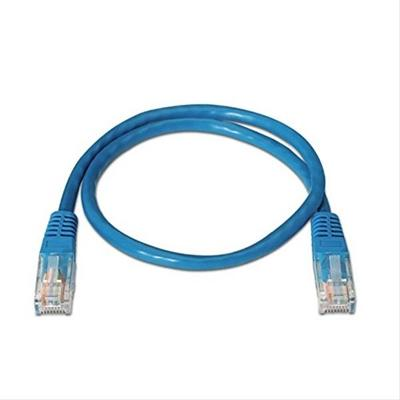 LATIGUILLO DE RED NANOCABLE 10.20.0402-BL - RJ45 - UTP - CAT6 - 2M - AZUL CABLES DE RED