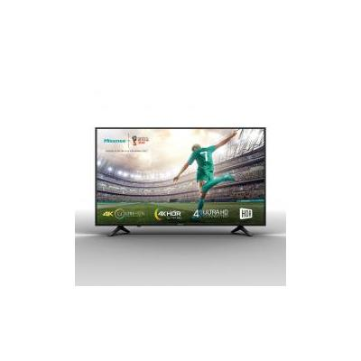 "LED TV HISENSE 55"" 4K UHD / HDR / SMART TV / WIFI / 3 HDMI / 2 USB / DVB-T2/T/C/S2/S / QUAD CORE"
