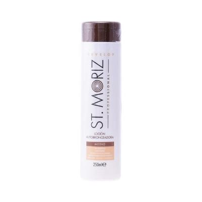 LOCIóN AUTOBRONCEADORA MEDIUM ST. MORIZ (250 ML)