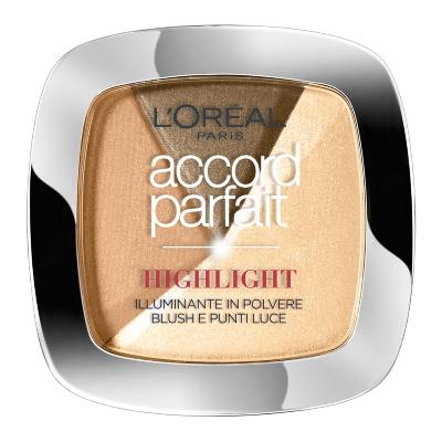 LOREAL ACCORD PARFAIT HIGHLIGH POWDER 102D POLVOS