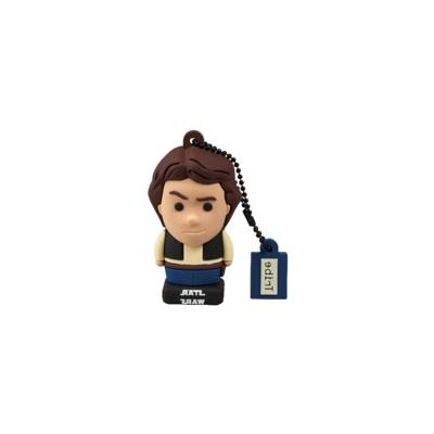 MEMORIA USB 2.0 TRIBE 32GB HAN SOLO STAR WARS