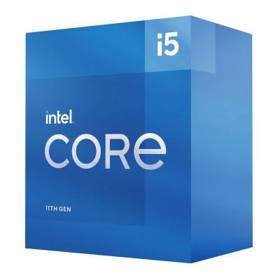 MICRO. INTEL I5 11500 LGA 1200 11ª GENERACION 2.70GHZ 12MB IN BOX