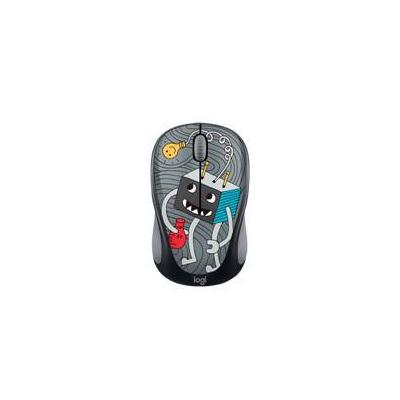 MOUSE LOGITECH M238 DOODLE COLLECTION LIGHTBULB