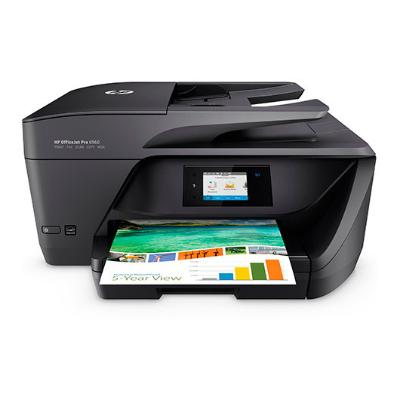 MULTIFUNCION INKJET HP OFFICEJET PRO 6960 WIFI ETHERNET DUPLEX FAX ADF 30/26PPM LCD TACTIL CATUCHO 903 / XL  BK / C / M / Y / 907XL MULTIFUNCIÓN LÁSER COLOR