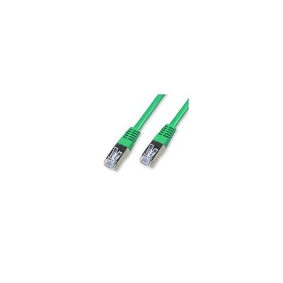 CAT 6 FTP - 1M, RJ-45, RJ-45, MACHO/MACHO, ORO, 10/100/1000BASE-T(X), CAT6 CABLES DE RED