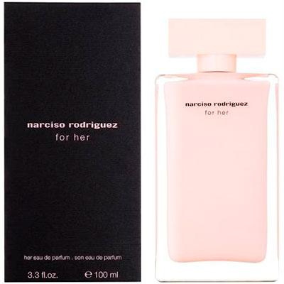NARCISO RODRIGUEZ FOR HER EDT 75 ML COLONIAS