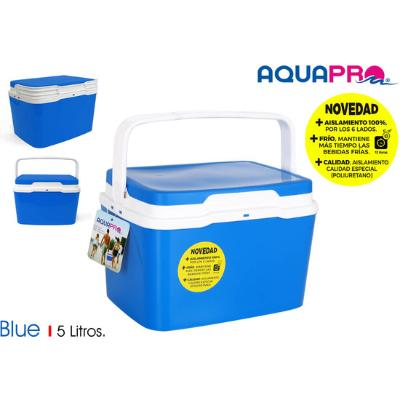 NEVERA PU 5 LITROS BLUE AQUAPRO