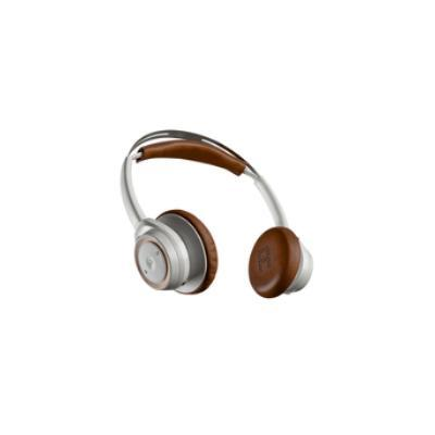 PLANTRONICS BACKBEAT SENSE, BINAURALE, 3.5MM / USB, DIADEMA, COLOR BLANCO, BRONCEADO, BLUETOOTH, SUPRAAURAL AURICULARES