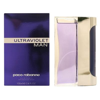 PERFUME HOMBRE ULTRAVIOLET MAN PACO RABANNE EDT PERFUMES