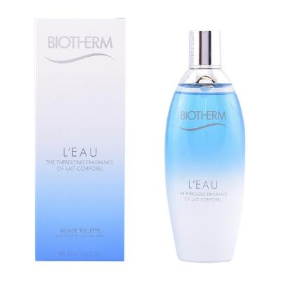 PERFUME MUJER LEAU BIOTHERM EDT (100 ML)