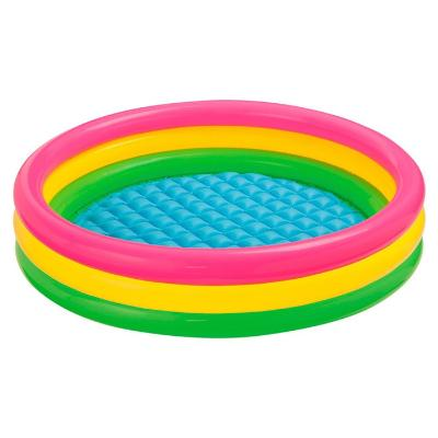 PISCINA HINCHABLE DE 3 AROS INTEX 147X33CM 57422 PISCINAS HINCHABLES