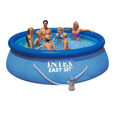 PISCINA INTEX CON DEPURADORA EASY SET 457X91 CM -  28162 PISCINAS HINCHABLES