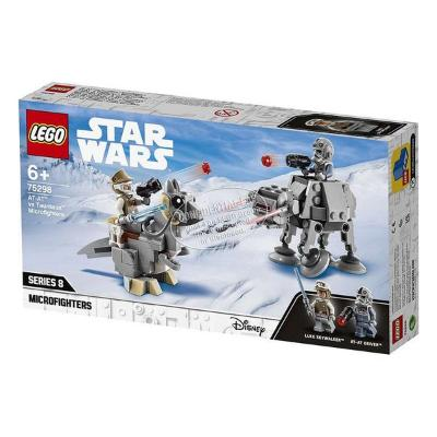 PLAYSET LEGO MICROFIGHTERS AT-AT VS TAUNTAUN STAR WARS