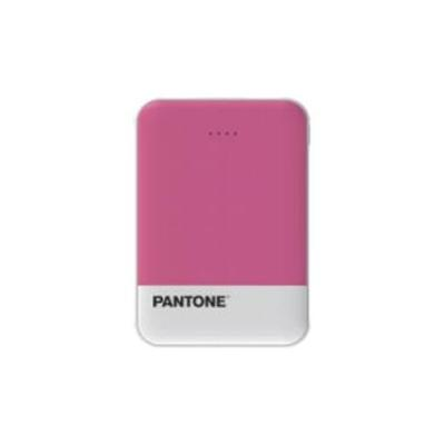 POWERBANK PANTONE 10000MAH USB / TYPE C / ROSA
