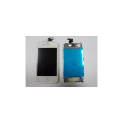 REPUESTO PANTALLA LCD+TOUCH COMPLETA PARA APPLE IPHONE 4G BLANCO