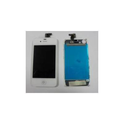 REPUESTO PANTALLA LCD+TOUCH COMPLETA PARA APPLE IPHONE 4S BLANCO