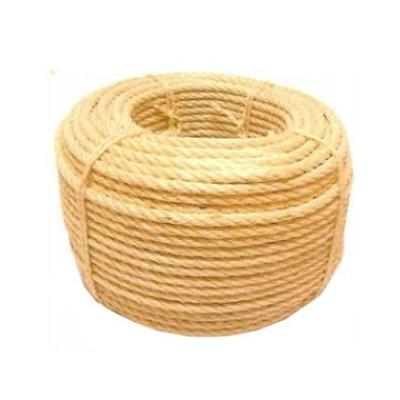 ROLLO 100 MT MAROMA CUERDA SISAL  8MM